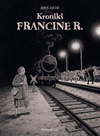 Kroniki Francine R. - okładka książki