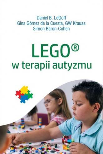 LEGO w terapii autyzmu - okładka książki
