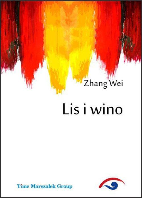 Lis i wino - okładka książki
