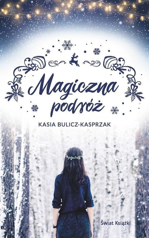 Magiczna podróż - okładka książki