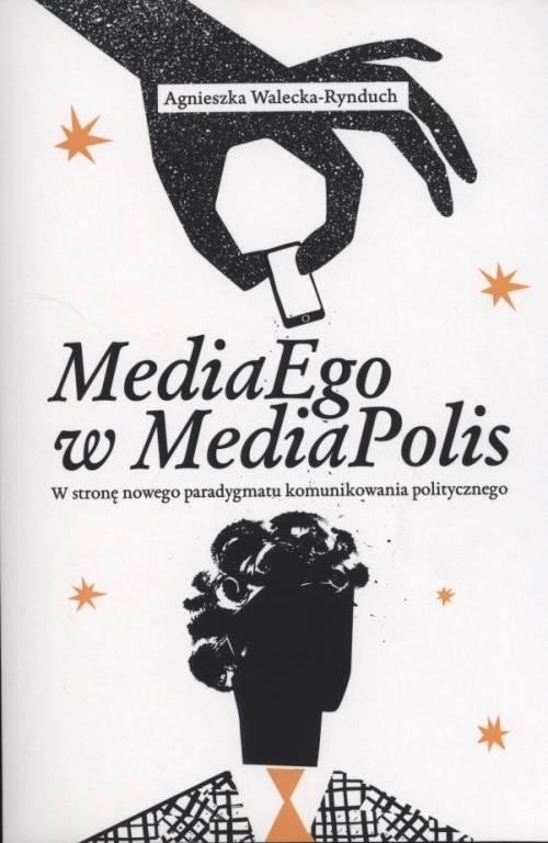 MediaEgo w MediaPolis. W stronę - okładka książki
