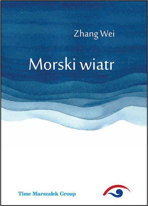 Morski wiatr - okładka książki