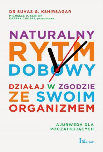 Naturalny rytm dobowy. Działaj - okładka książki