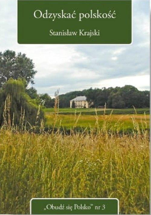 Odzyskać polskość - okładka książki