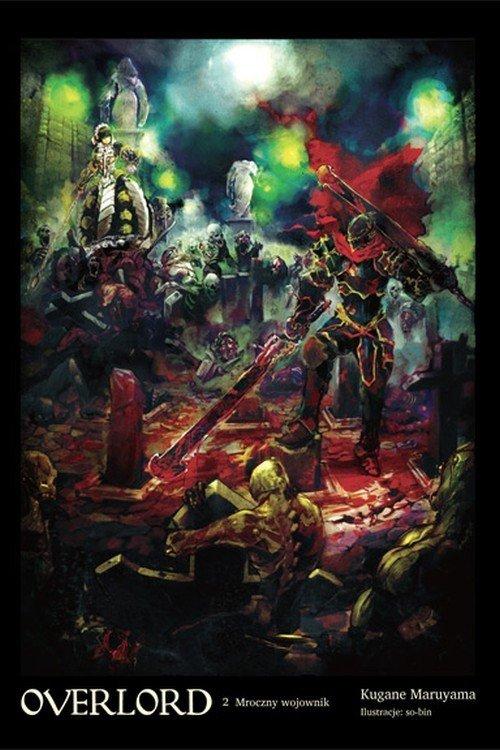 Overlord 2. Mroczny wojownik - okładka książki