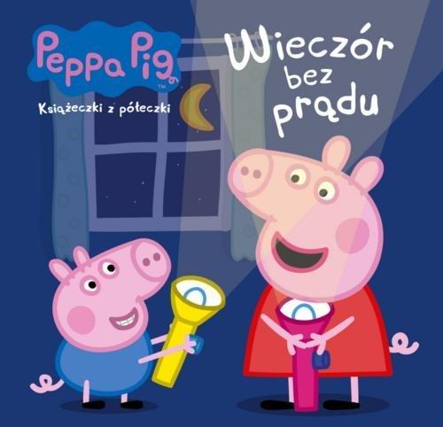Peppa Pig. Książeczki z półeczki. - okładka książki