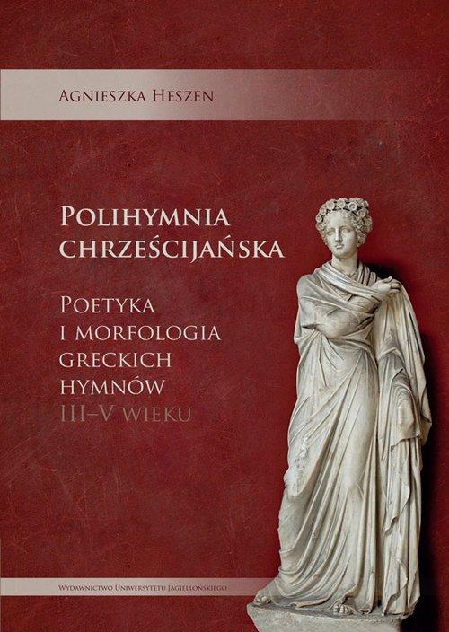 Polihymnia chrześcijańska. Poetyka - okładka książki