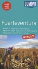 Przewodnik DuMont z mapą. Fuerteventura - okładka książki