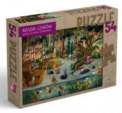Puzzle 54 - Kraina Czarów - zdjęcie zabawki, gry