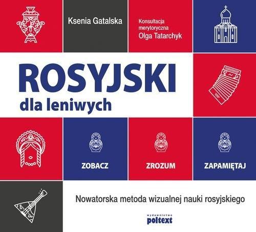 Rosyjski dla leniwych. Zobacz - - okładka podręcznika