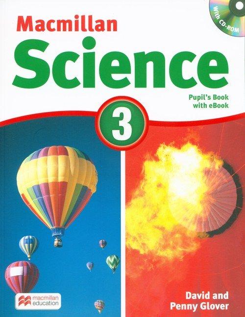 Science 1 Pupils Book +CD +ebook - okładka podręcznika