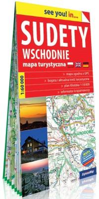 See you! in... Sudety Wschodnie - okładka książki