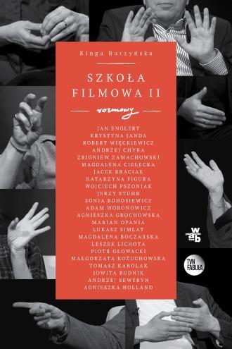 Szkoła filmowa 2 - okładka książki