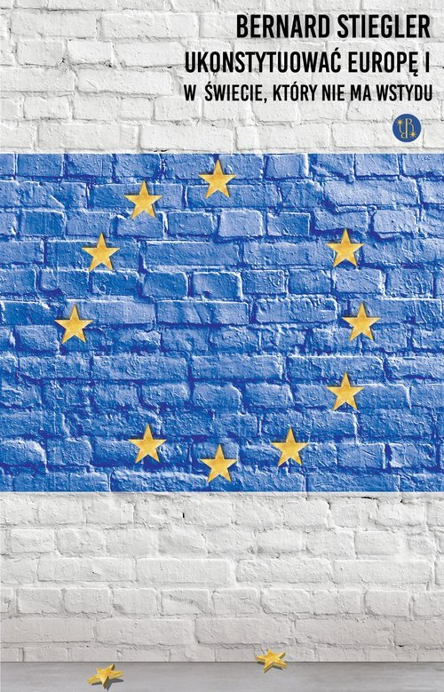 Ukonstytuować Europę. W świecie, - okładka książki