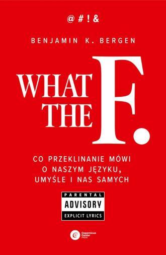 What the F. Co przeklinanie mówi - okładka książki