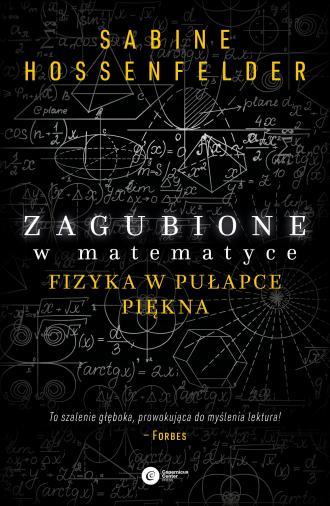 Zagubione w matematyce. Fizyka - okładka książki