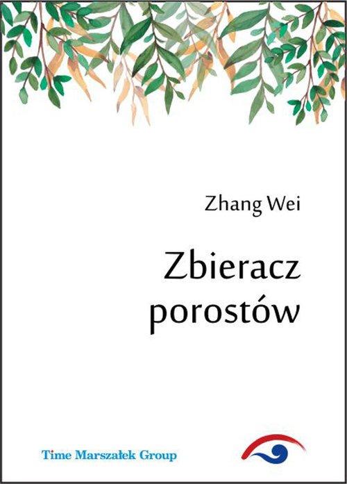 Zbieracz porostów - okładka książki