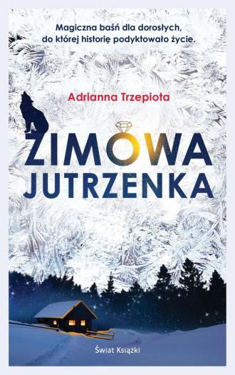 Zimowa Jutrzenka - okładka książki