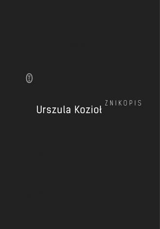 Znikopis - okładka książki