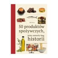 50 produktów spożywczych które - okładka książki