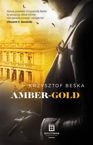 Amber-Gold - okładka książki