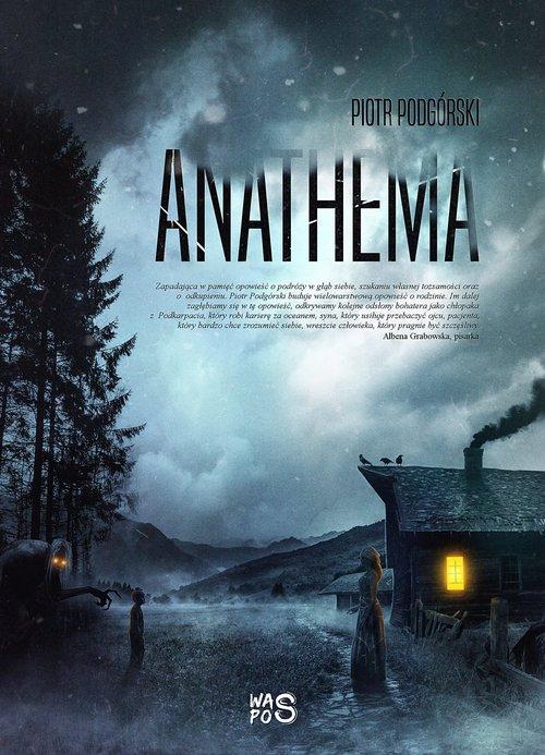 Anathema - okładka książki