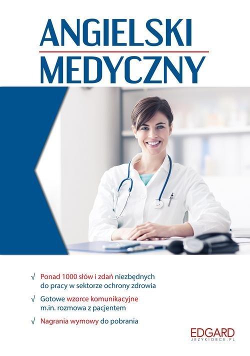 Angielski medyczny - okładka podręcznika