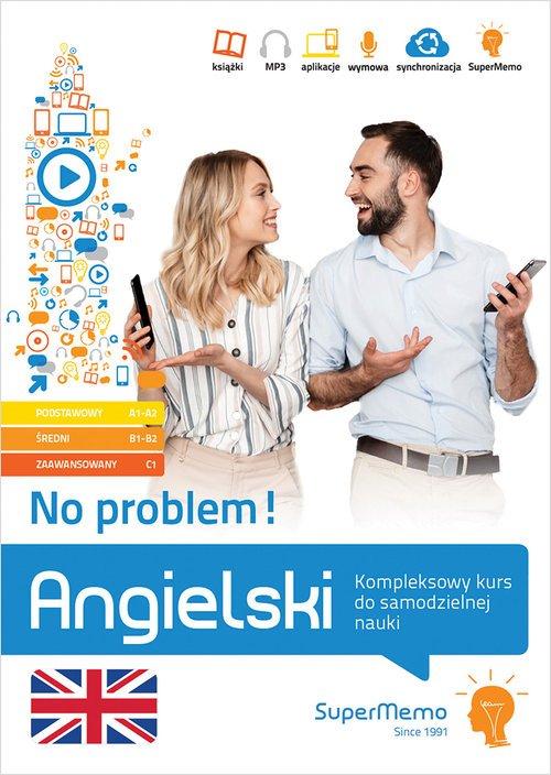 Angielski No problem! Kompleksowy - okładka podręcznika