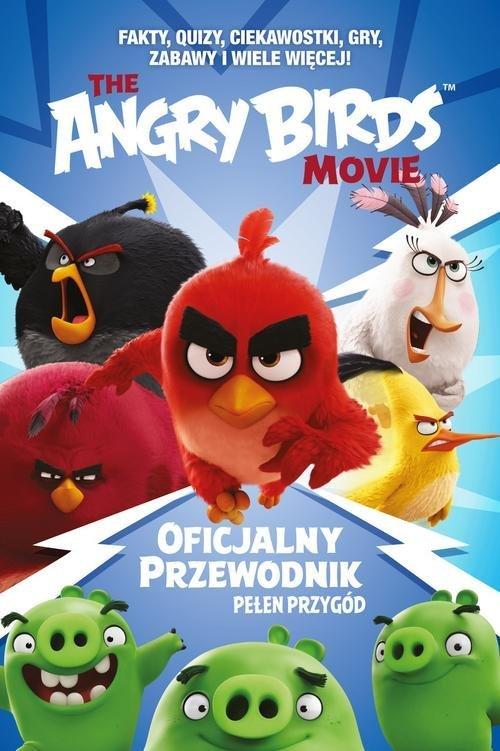 Angry Birds. Oficjalny przewodnik - okładka książki