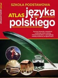 Atlas języka polskiego SP - okładka książki