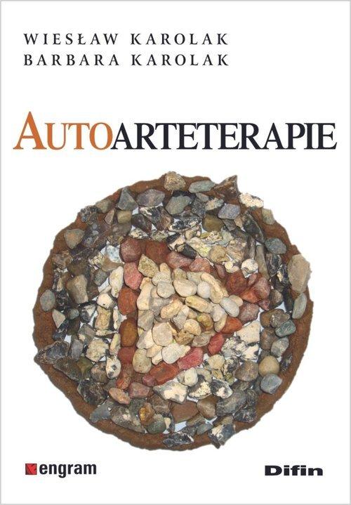 Autoarteterapie - okładka książki