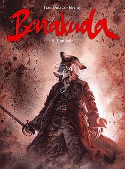 Barakuda 5. Kanibale - okładka książki