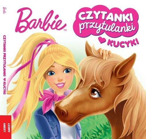 Barbie. Czytanki Przytulanki. Koniki - okładka książki