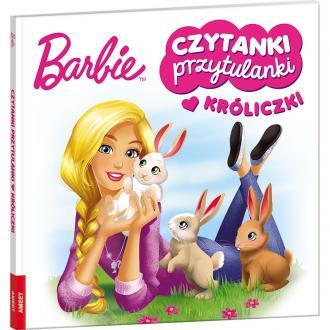 Barbie. Czytanki Przytulanki. Króliczki - okładka książki