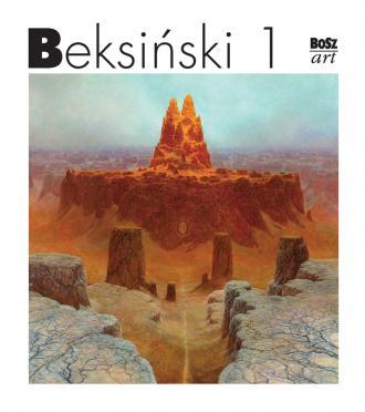 Beksiński 1. Miniatura - okładka książki