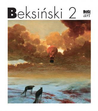Beksiński 2. Miniatura - okładka książki