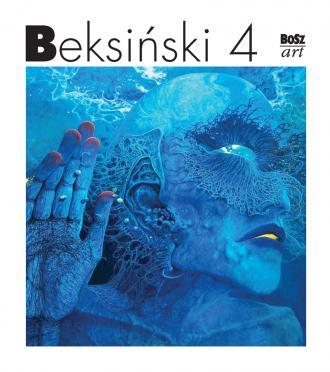 Beksiński 4. Miniatura - okładka książki