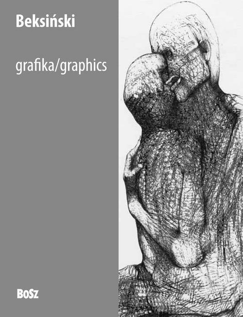 Beksiński. Grafika - okładka książki