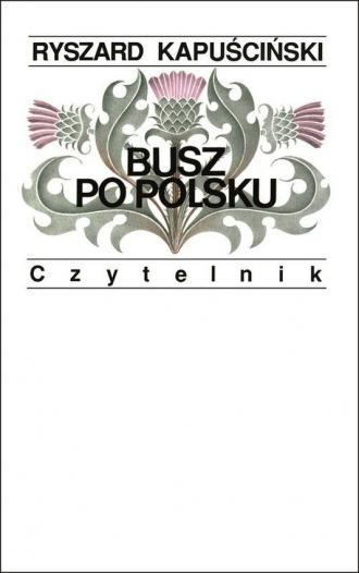Busz po polsku - okładka książki