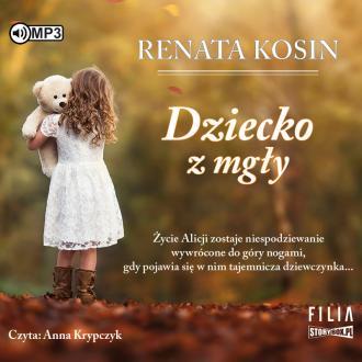 Dziecko z mgły (CD mp3) - pudełko audiobooku
