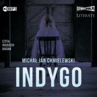 Indygo (CD mp3) - pudełko audiobooku