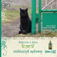 Nieboszczyk wędrowny (CD mp3) - pudełko audiobooku