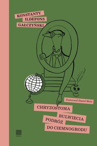 Chryzostoma Bulwiecia podróż do - okładka książki