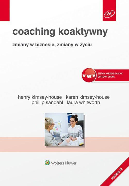 Coaching koaktywny w.3/2019. Zmiany - okładka książki