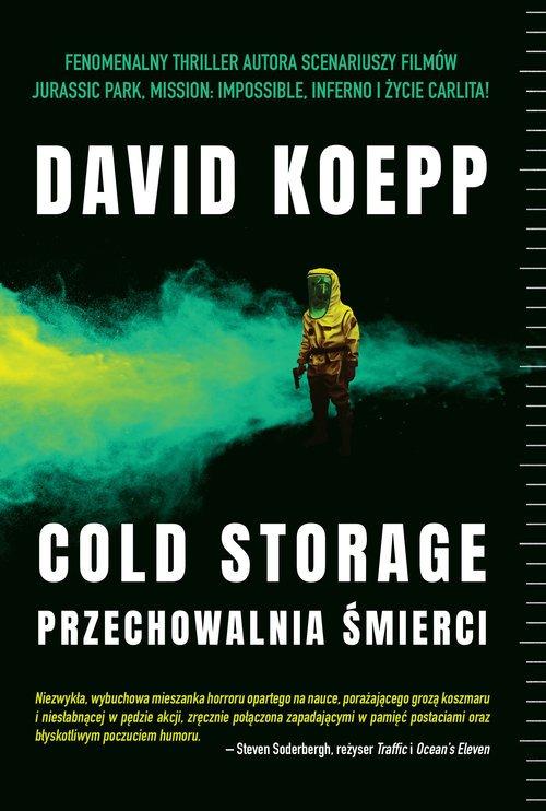 Cold Storage. Przechowalnia śmierci - okładka książki
