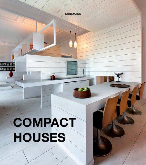 Compact Houses - okładka książki