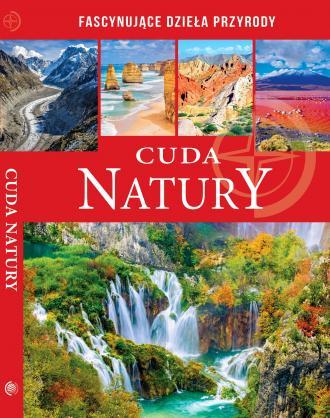 Cuda natury - okładka książki