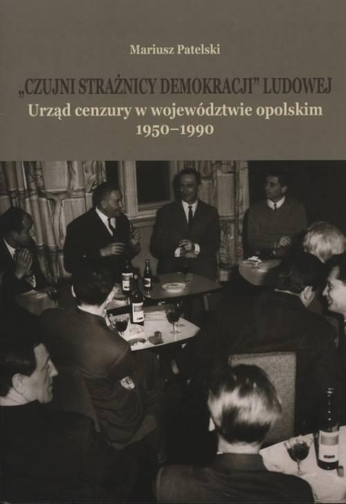 Czujni strażnicy demokracji ludowej. - okładka książki