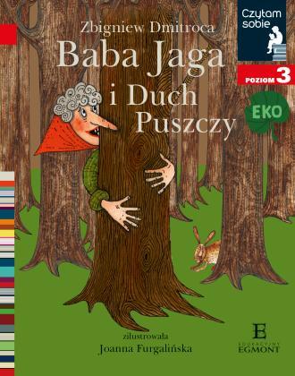 Czytam sobie Eko. Baba Jaga i Duch - okładka książki