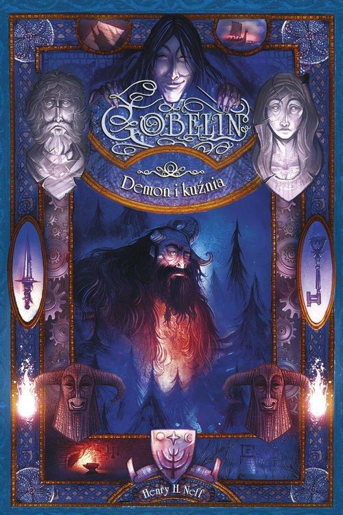 Demon i kuźnia. Gobelin - okładka książki